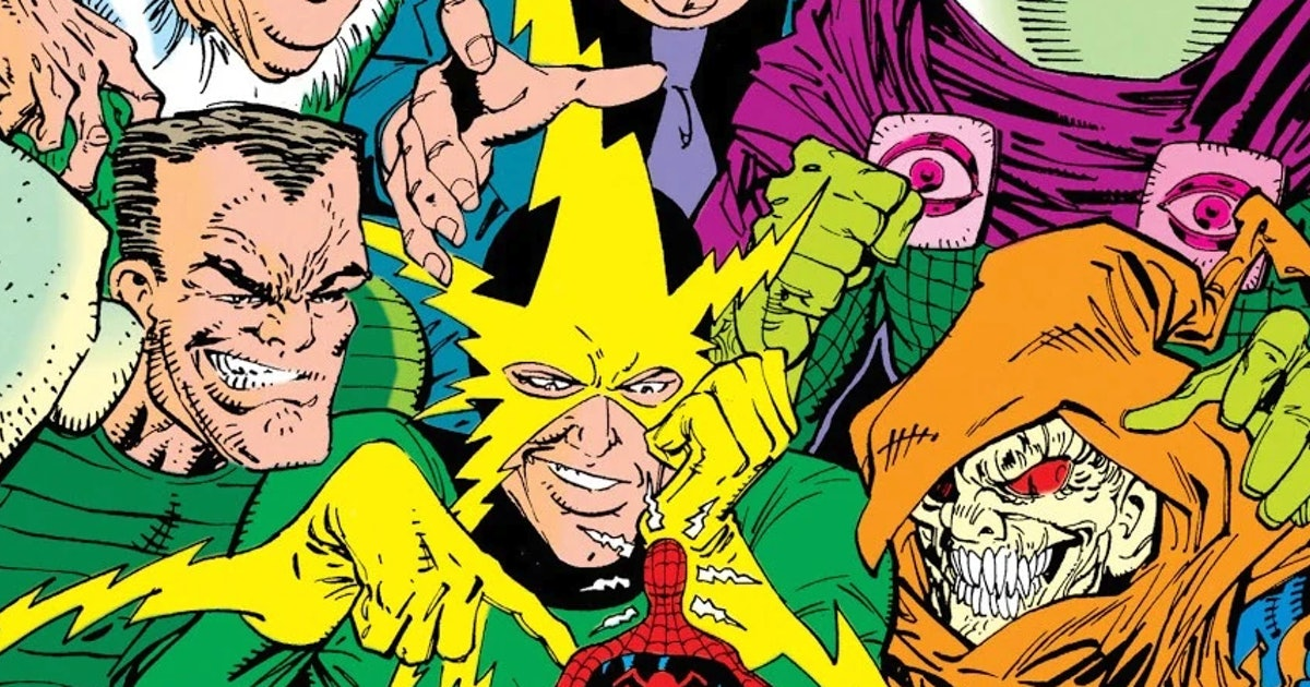 Sony sets a second Marvel movie for 2021. Is this finally Sinister Six?