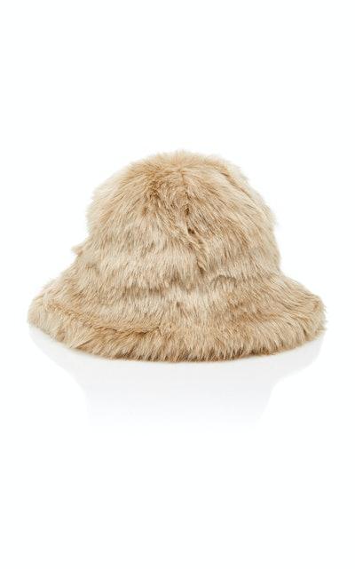 Sierra Faux Fur Hat