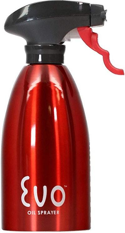 Evo Stainless Steel Non-Aerosol Oil Sprayer