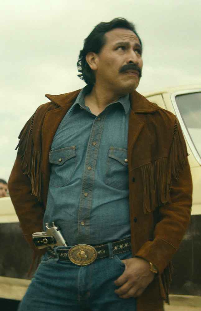 Gerardo Taracena as Pablo Acosta in 'Narcos: Mexico' Season 2