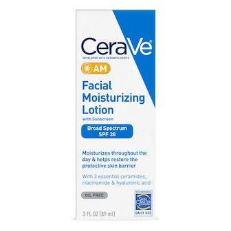 CeraVe Facial Moisturizing Lotion AM SPF 30, 3 Oz.