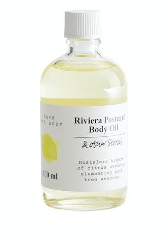 Riviera Postcard Body Oil