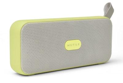 MOTILE Portable Bluetooth® Wireless Speaker