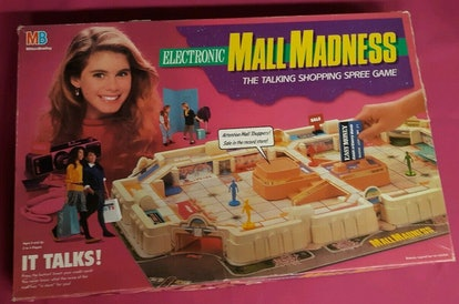 The original Mall Madness game was released in 1989.