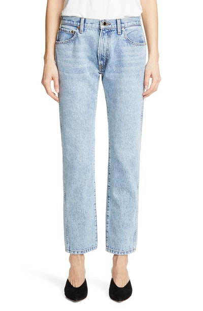 Kyle Relaxed Straight Leg Jeans