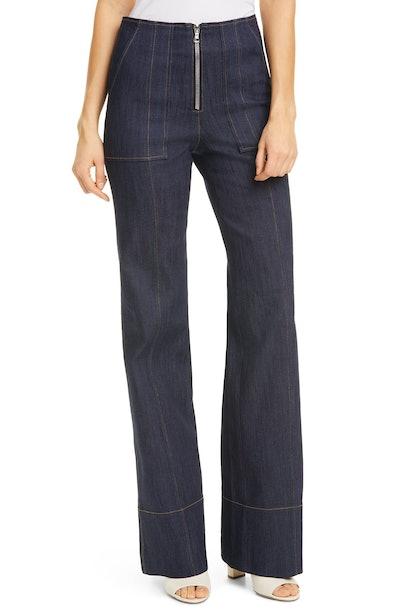 Zadie Wide Leg Jeans