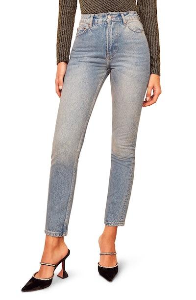 Julia High Waist Cigarette Jeans