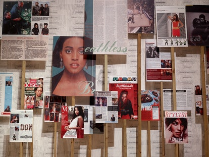 Sonia Boyce's work has focused on black representation throughout art history