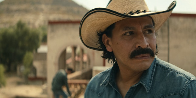 Mimi Webb Miller fell in love with Pablo Acosta, played by Gerardo Taracena in Narcos: Mexico.