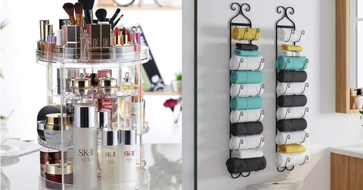 42 Clever Organization Products That Make It Easy To Get Your Act Together