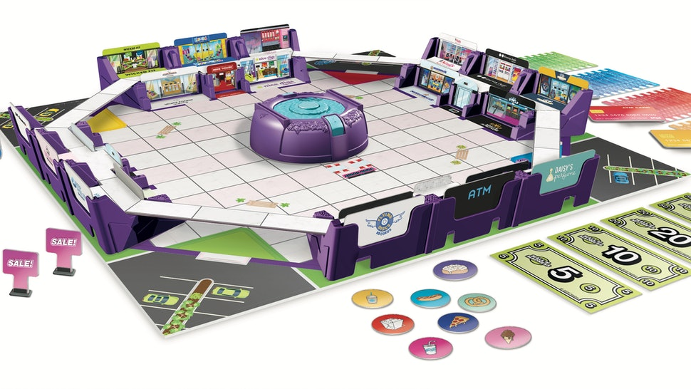 Hasbro is rereleasing its nostalgic 90s game Mall Madness.