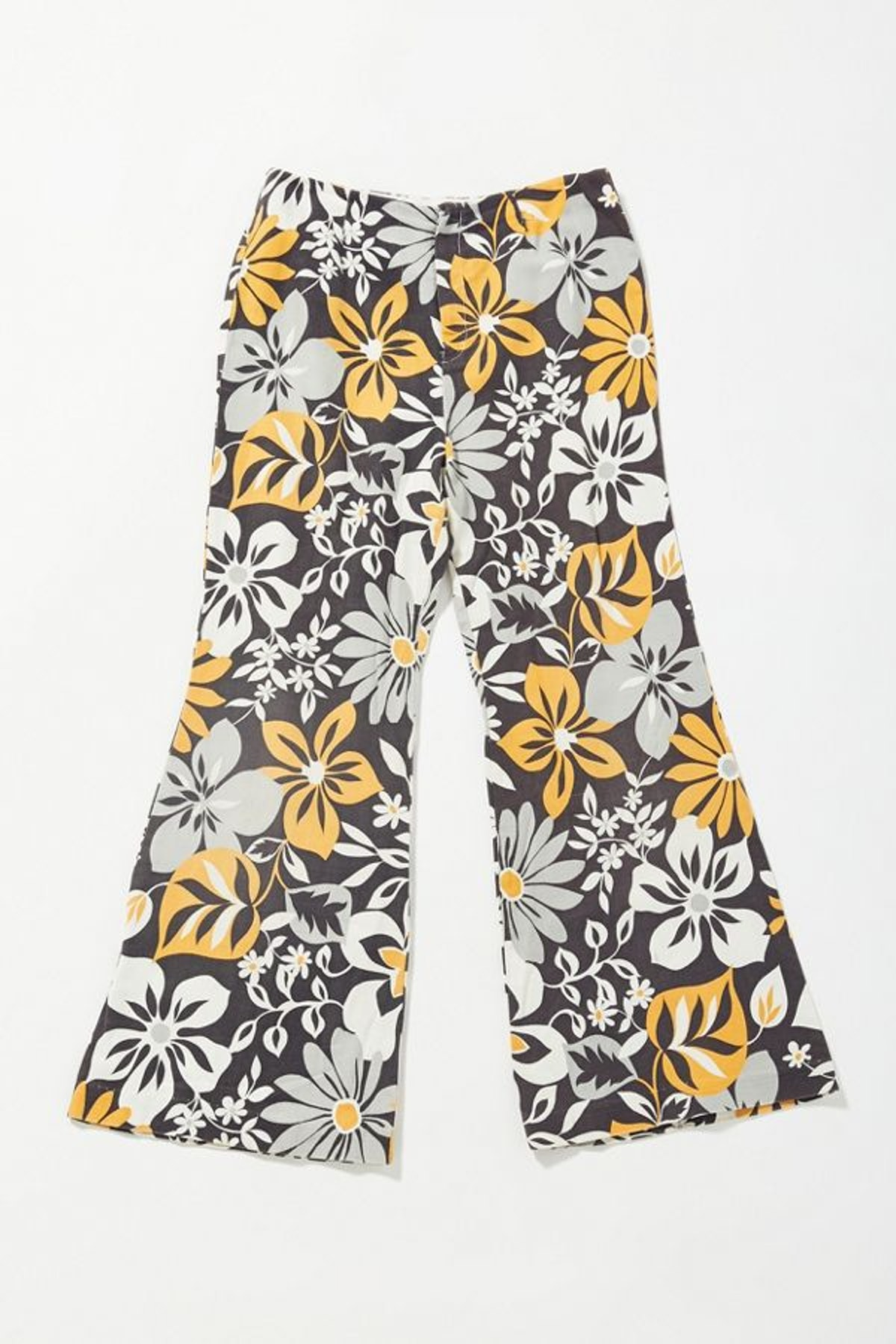 Urban Outfitters Vintage Floral Trouser Pant