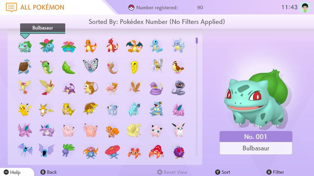 Pokemon Home How To Download And Transfer Pokemon Between Games