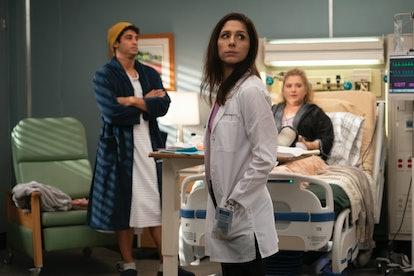 Dr. Riley will shake things up at Grey Sloan