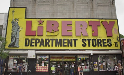 Liberty Department Stores in Ridgewood, Queens