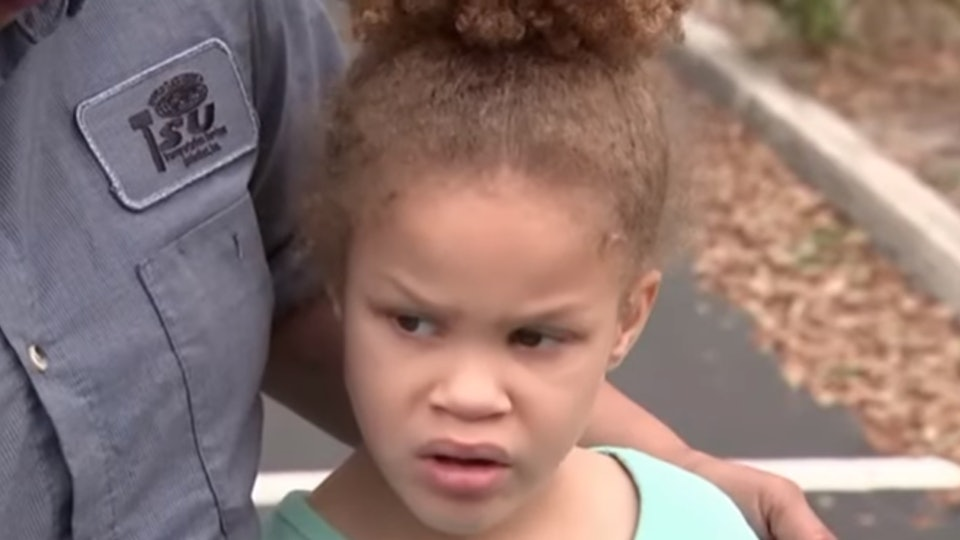 A mom is looking for answers after her 6-year-old daughter was involuntarily committed.