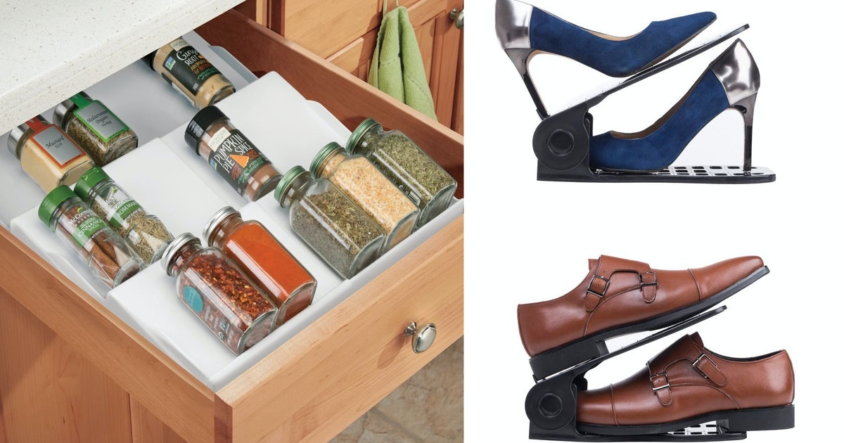21 Incredibly Clever Storage Solutions For Your Closets, Pantries & Garage