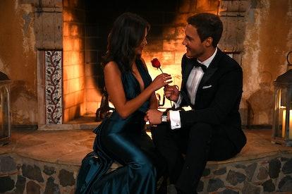 Hannah Ann and Peter on The Bachelor