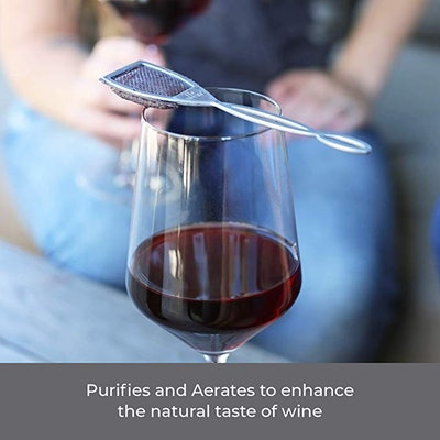 PureWine The Wand Wine Filter (3-Pack)