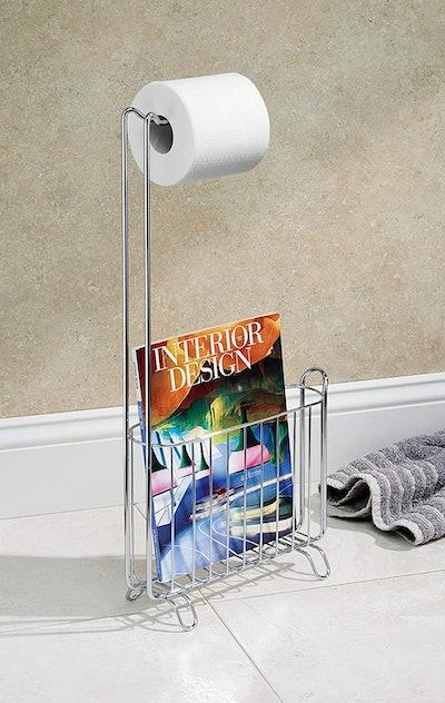 iDesign Standing Toilet Paper Holder