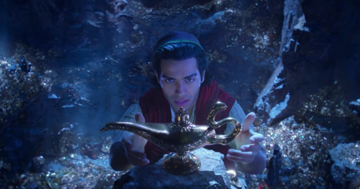 An 'Aladdin' Live-Action Sequel Is Happening, So Bring On The Hot Dad