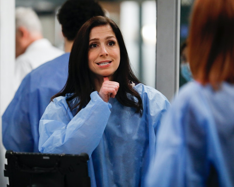 Dr. Riley is played on 'Grey's Anatomy' by Shoshannah Stern