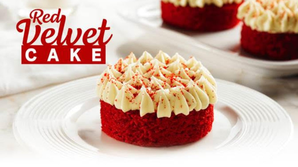 Popeyes' Red Velvet Cake Cups for Valentine's Day 2020