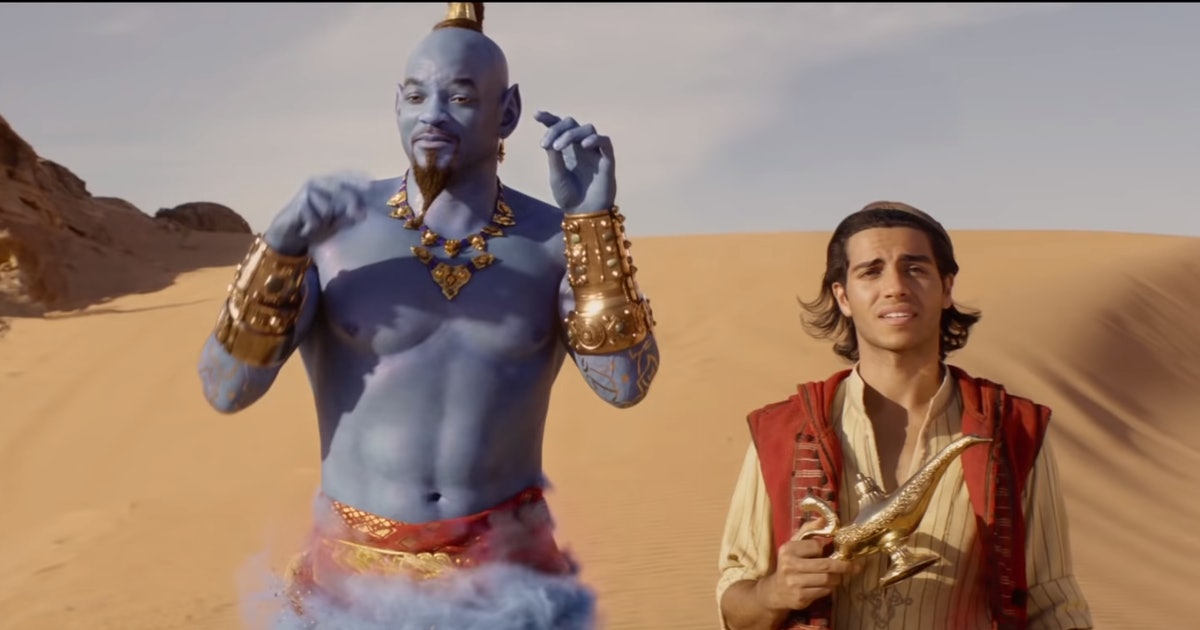 ATTN: Disney Is Reportedly Making A Live-Action 'Aladdin' Sequel