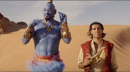 A live-action sequel to Disney's 'Aladdin' is reportedly in the works.