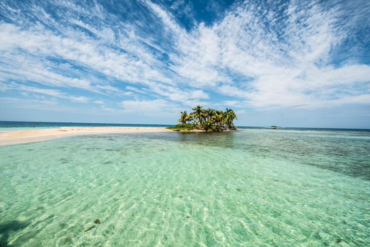 """The Belize Tourism Board's 2020 """"Guilt Trip"""" giveaway lets you nominate yourself and a co-work for a trip."""