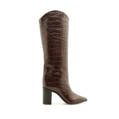 Analeah Boot - Dark Chocolate