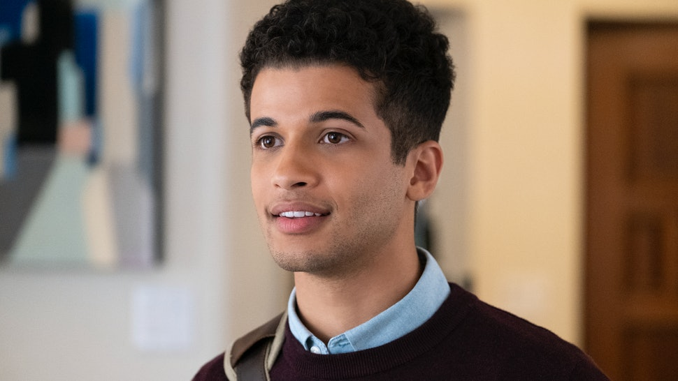 Jordan Fisher as John Ambrose in 'To All The Boys: P.S. I Still Love You'