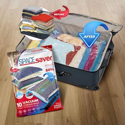 Spacesaver Vacuum Storage Bags (10-Pack)