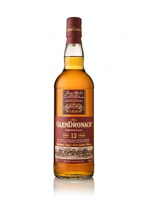 GlenDronach Single Malt Scotch Whiskey — 12 Years