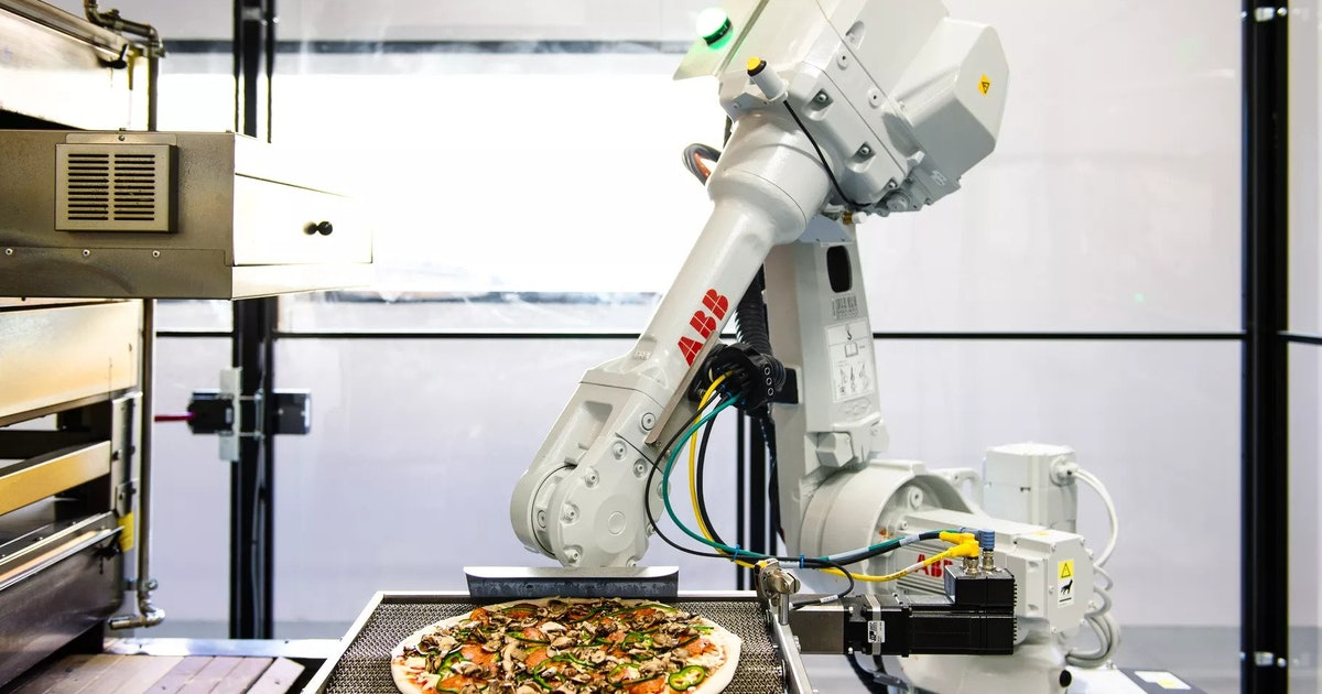 SoftBank burned $375 million trying to replace humans with pizza-making robots