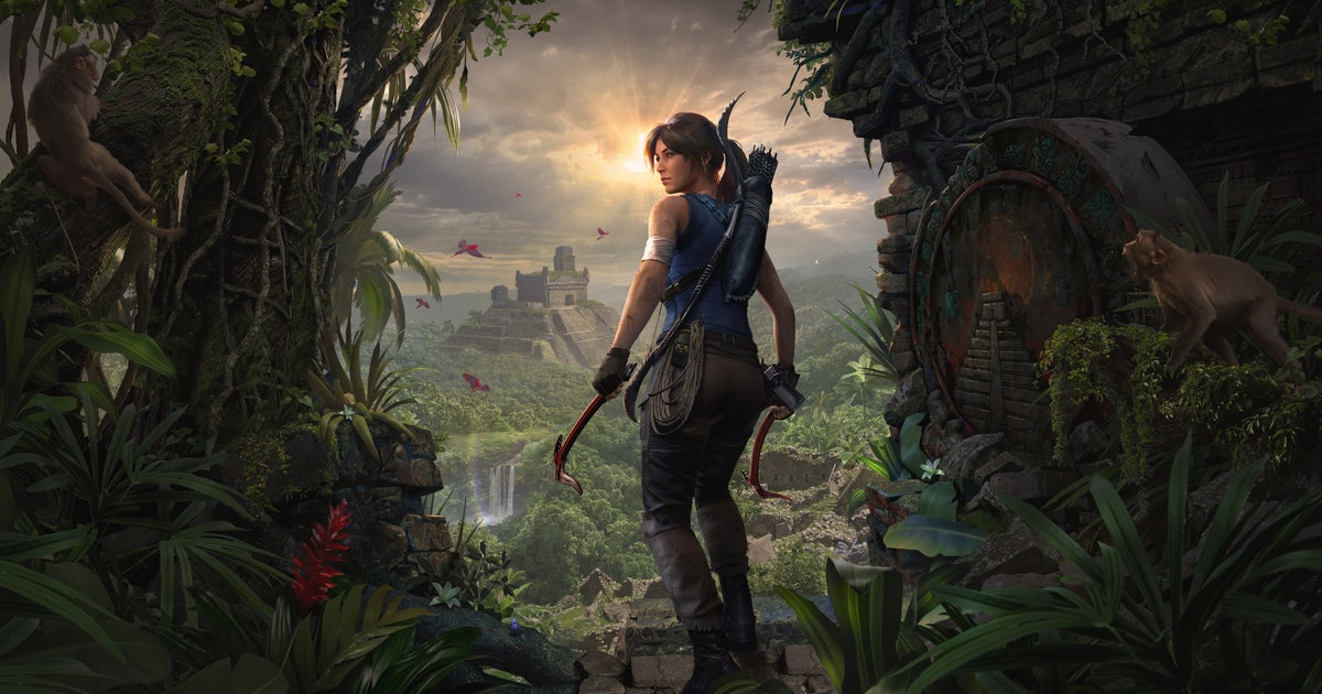 'Smash Bros. Ultimate' DLC pitch reveals why we need Lara Croft in the game