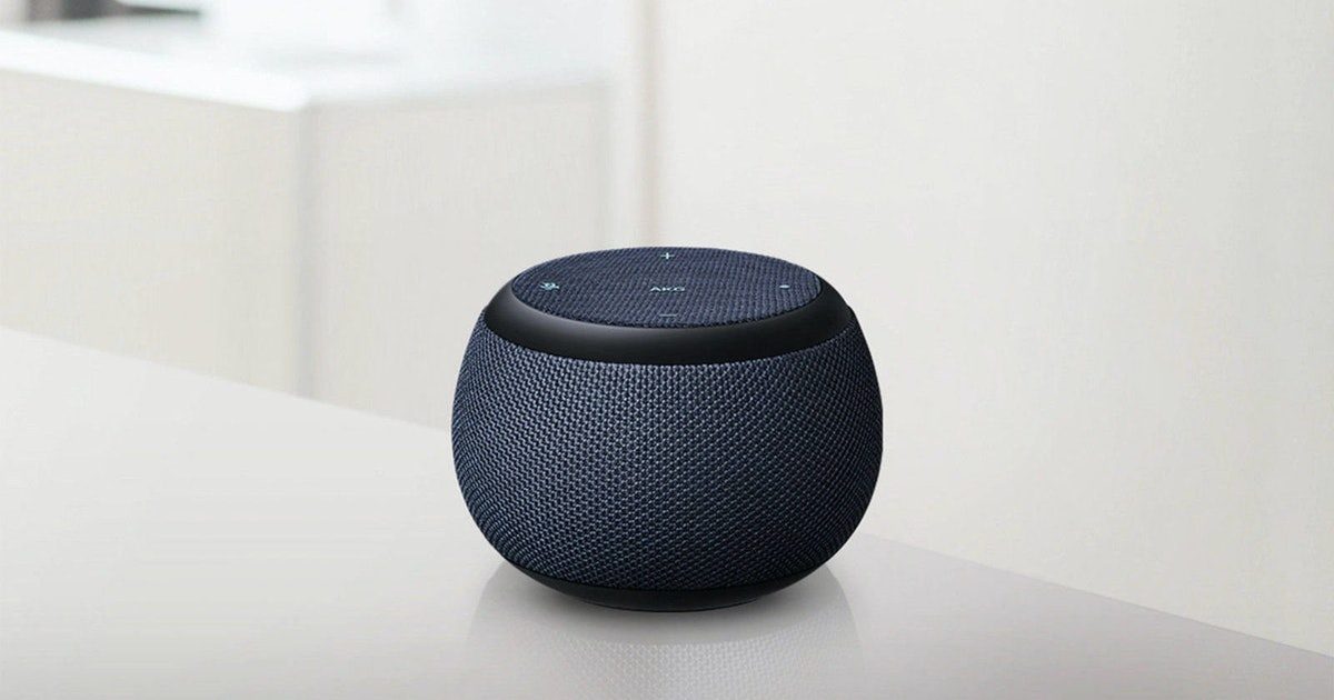 The Galaxy Home Mini comes free with S20 pre-orders in South Korea
