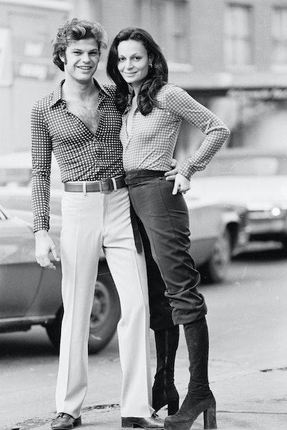 Diane Von Furstenberg 1970s