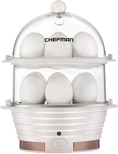 Chefman Two-Layer Electric Egg Cooker
