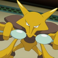 'Pokémon Sword and Shield' mythical Pokémon leak looks like a chonky Alakazam