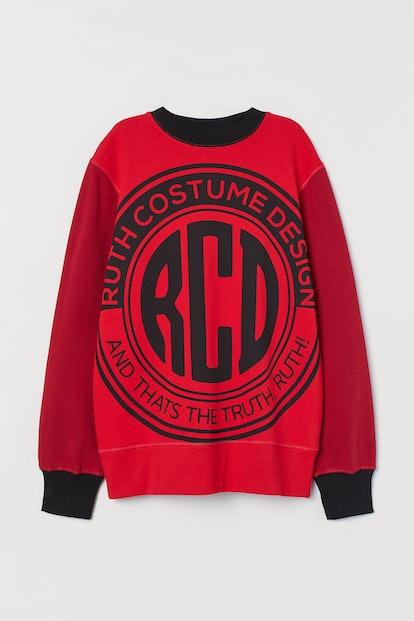 Ruth Carter x H&M Sweatshirt