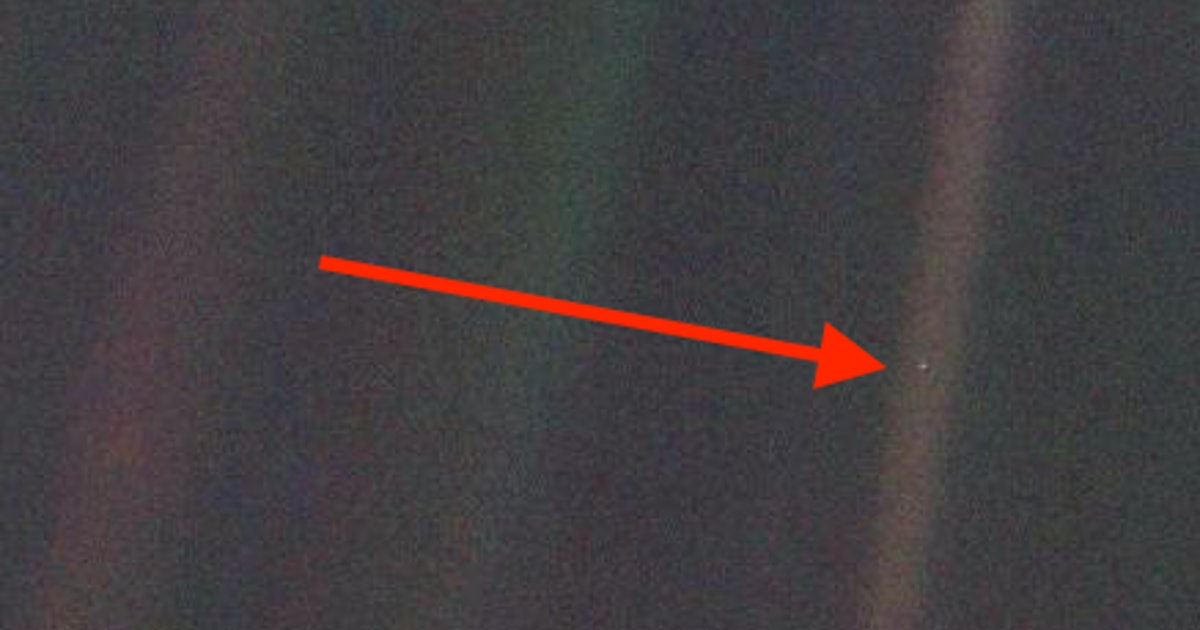 NASA scientists tell Inverse why they wanted the 'Pale Blue Dot' photo so badly