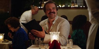 David Harbour as Hopper in 'Stranger Things'