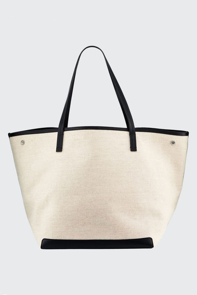 The Row XL Park Tote Bag Canvas