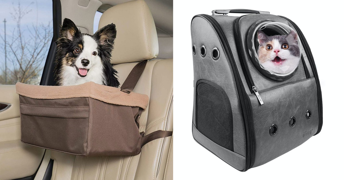 27 Things For Cats & Dogs That Are Hilarious (But Also Genius)