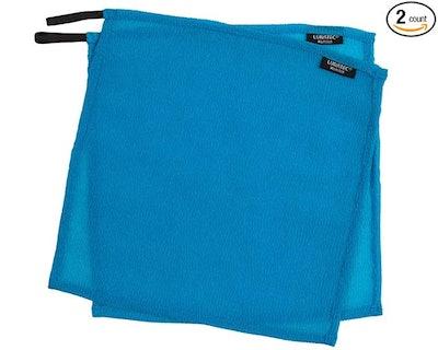 Lunatec Self-Cleaning Travel Washcloths