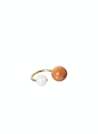 THE PEARL POINT RING