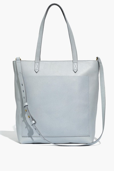 Madewell The Zip-Top Medium Transport Tote