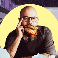 How Andrew Rea became the YouTube chef fans can't stop binging