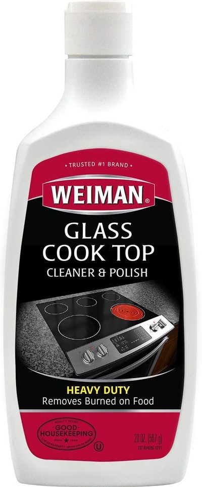 Weiman Glass Cooktop Cleaner and Polish